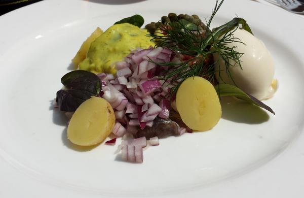 Skandinavien food