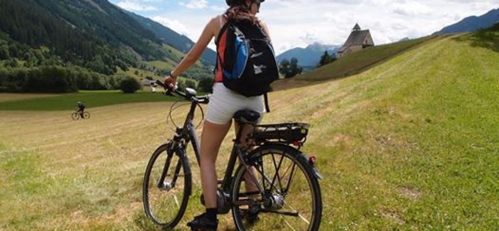 mountainbiken in ratschings