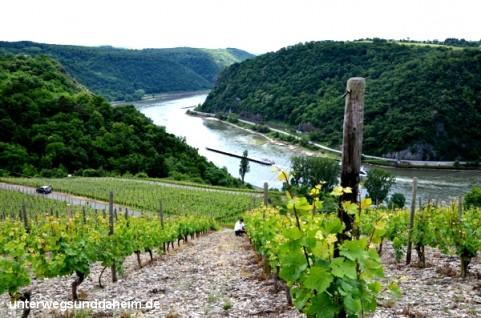 UNESCO Weltkulturerbe: Oberes Mittelrheintal