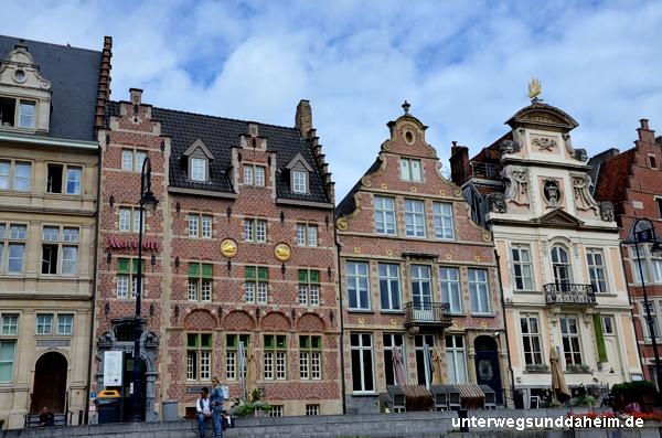 Ein Wochenend Date mit Gent - Belgien