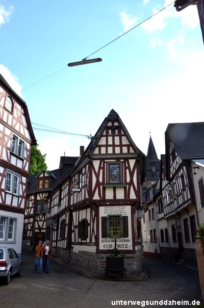 Unterwegs & Daheim auf der Marksburg zu Braubach
