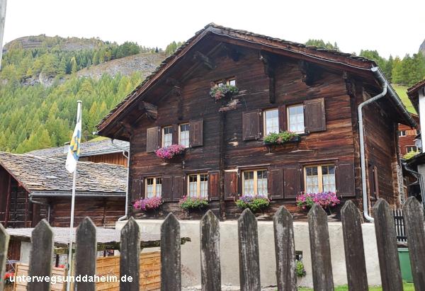 Splügen in Graubünden