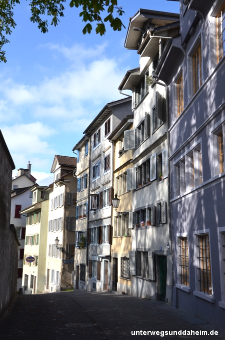 Zürich für Eilige: Meine Lieblingsplätze Zürich