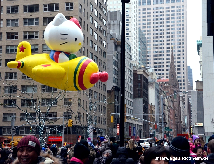 Macy`s Thanksgiving Parade