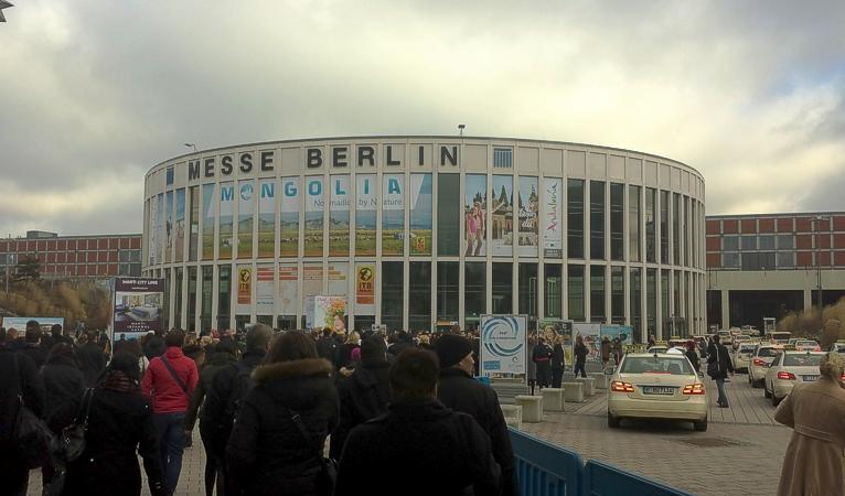 unterwegs & daheim auf der ITB 2015 in Berlin