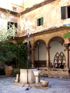 Palma de Mallorca - Hinterhöfe