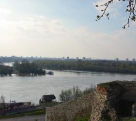 unterwegs & daheim in Belgrad - Serbien