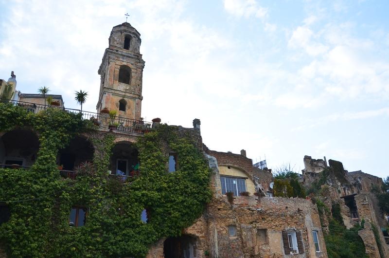 Bussana Vecchia - Ligurien
