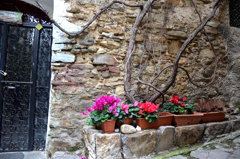 Bussana Vecchia - Ligurien - malerische Dörfer