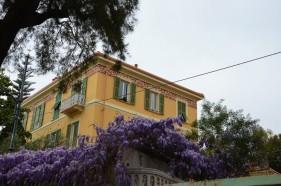 San Remo an der Riviera dei Fiori Blumenriveira