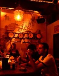 unterwegsunddaheim.de Nightlife von Tel Aviv