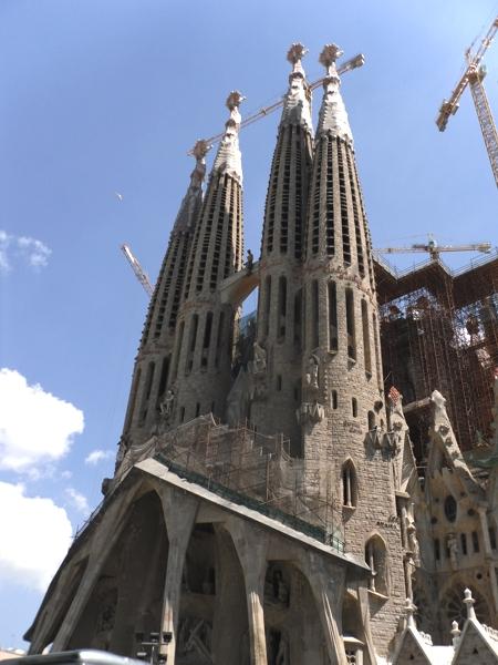 unterwegsunddaheim.de Stadtstrände Barcelona