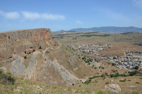 Arbel Nationalpark See Genezareth