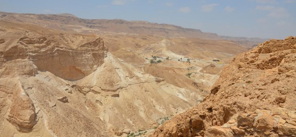 UNESCO Weltkulturstätte Masada - Israel