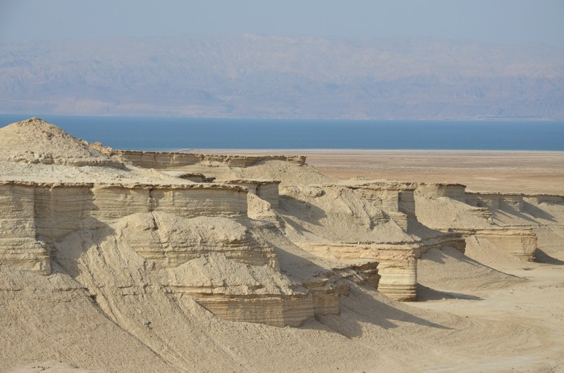 Die Wüste Negev Israel