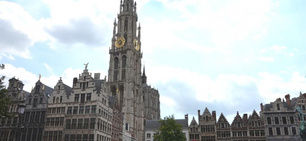 Belfried Antwerpen