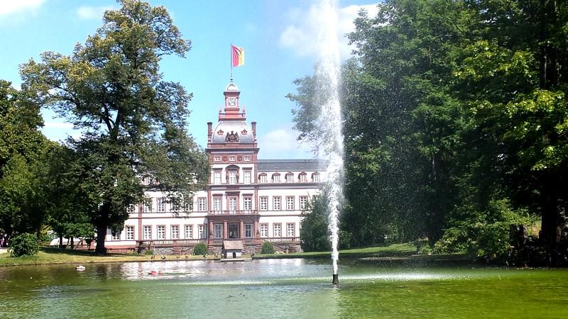 Mainradweg Frankfurt - Hanau