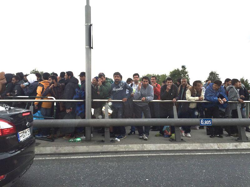 Reisen in Zeiten der Flüchtlingskrise