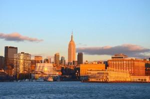 New York Skyline Circle Line Cruise Manhattan