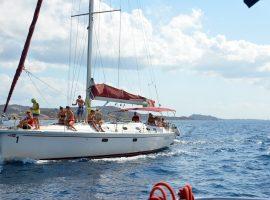 Segeln in Sardinien La Maddalena Insel Archipel
