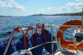 Segeln in Sardinien La Maddalena Insel Archipel 1