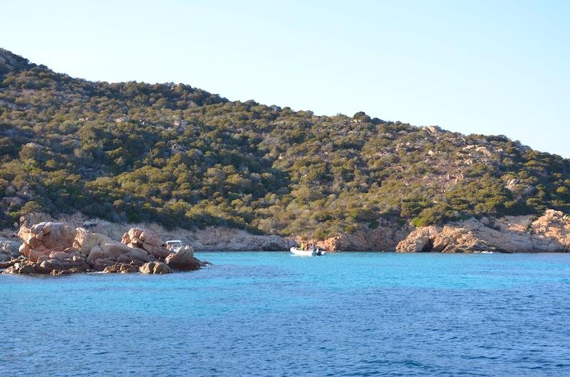 Segeln in Sardinien La Maddalena Insel Archipel 31