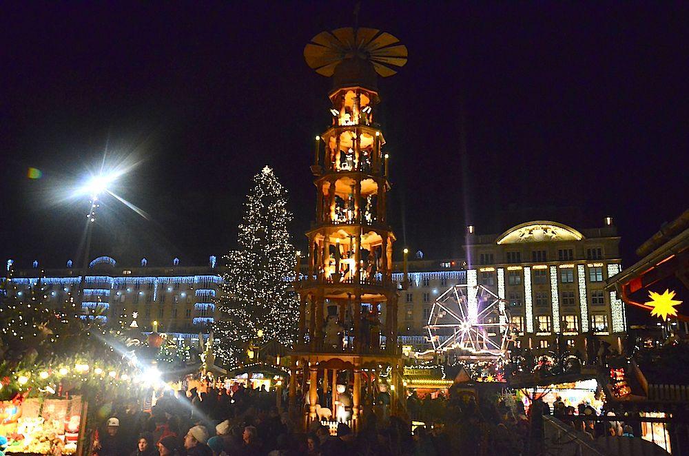 Video: Märchenhafte Weihnachtszeit in Sachsen