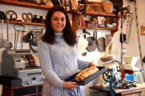 Dresdner Stollen - in der Weihnachtsbäckerei