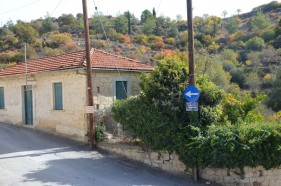 die Bergdörfer von Zypern