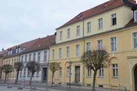 Die Löwen Apotheke in Neuruppin ist das Geburtshaus von Theodor Fontane