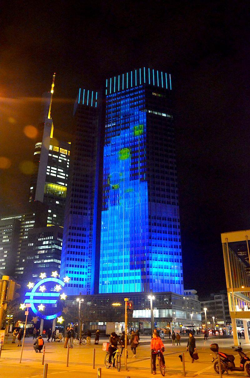 Luminale 2016 Glanzlichter Von Frankfurt