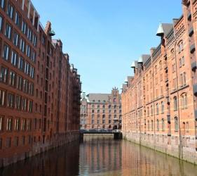 UNESCO Weltkulturerbe Speicherstadt Hamburg