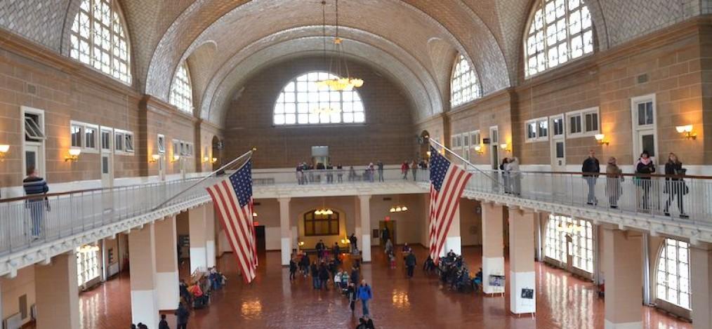 Immigration Museum Ellis Island New York