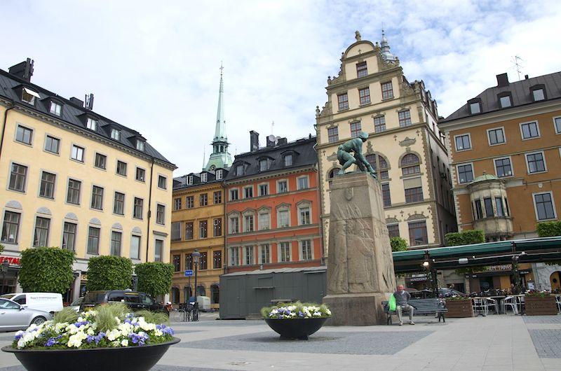 Flug Und Hotel Stockholm