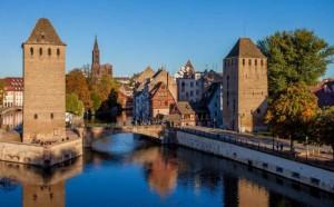 UNESCO Weltkulturerbe Straßburg Grand Ile