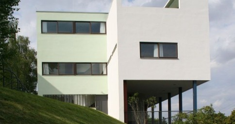 UNESCO Weltkulturerbe Weissenhofsiedlung Stuttgart
