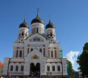 Aleksander Newski Kathedrale