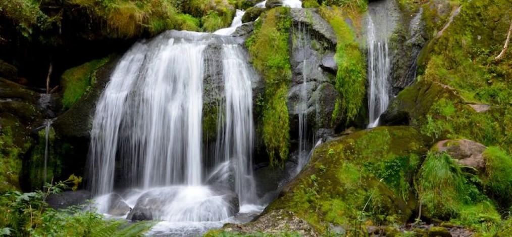 Triberger Wasserfälle und Schwarzwaldromantik