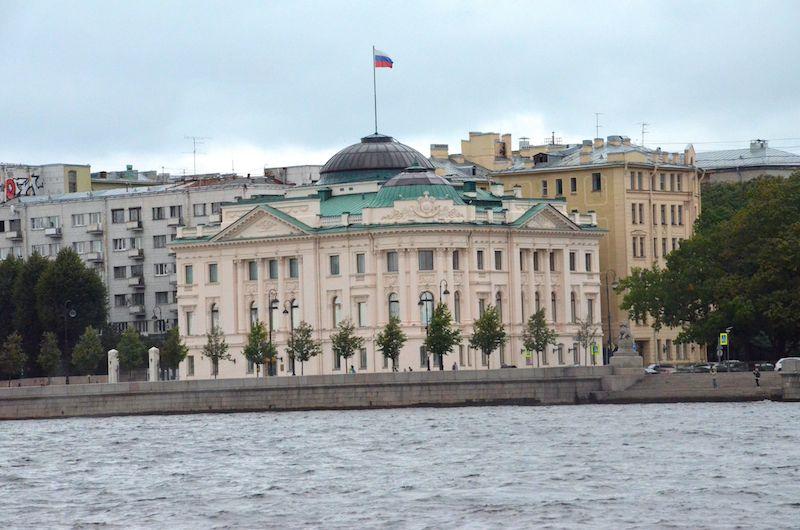 ST. Petersburg Sehenswürdigkeiten