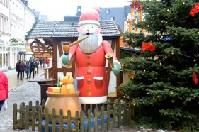 Weihnachtsmarkt Annaberg Buchholz im Erzgebirge