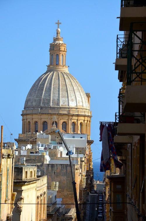 Malta Sehenswürdigkeiten - Valetta