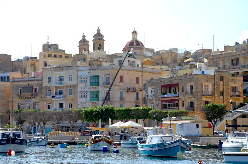 Malta Highlights - Three Cities - die schönsten Inseln in Europa