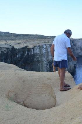 Gozo Sehenswürdigkeiten - Klippenwanderung