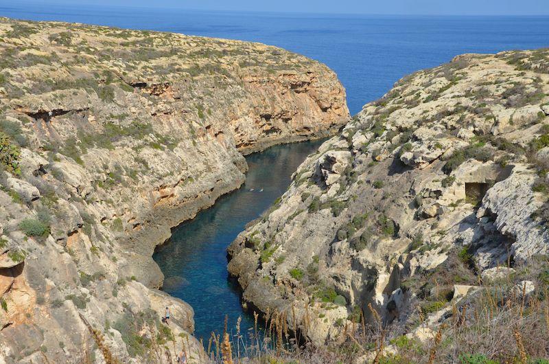 Gozo Highlights - Klippenwanderung