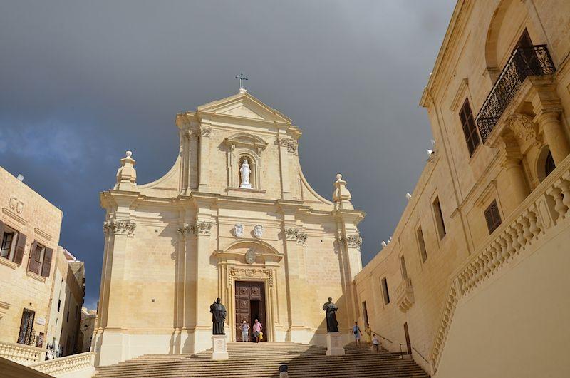 Gozo Sehenswürdigkeiten - Zitadelle