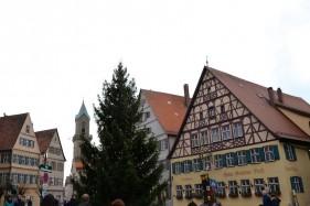Weihnachtsmarkt Dinkelsbühl - Deutschlands schönste altstadt