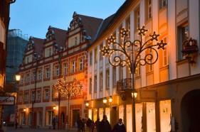 Ansbach im Weihnachtsglanz
