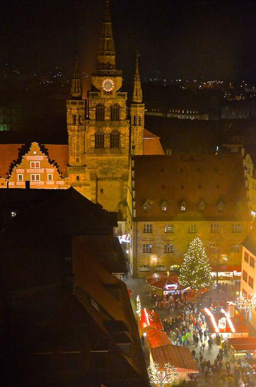 Ansbach im Winterzauber