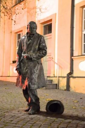 Kaspar Hauser in Ansbach