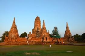 Bootstour zu Tempelruinen von Ayutthaya